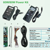 80W Power Kit No. PDB080R